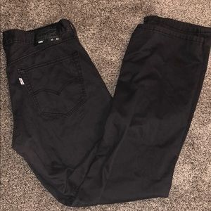 Levi's 559 jeans sz 33/32 relaxed straight fit